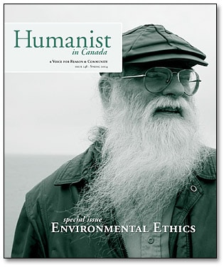 Humanist in Canada issue 148 cover