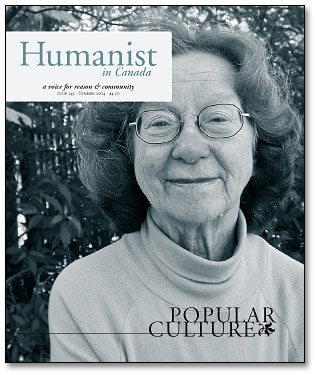 Humanist in Canada issue 149 cover