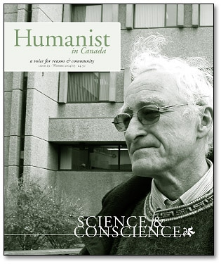 Humanist in Canada issue 151 cover