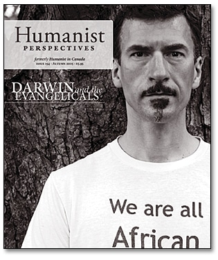 Humanist Perspectives issue 154 cover