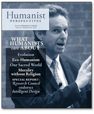 Humanist Perspectives issue 157 cover