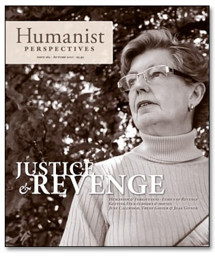 Humanist Perspectives issue 162 cover