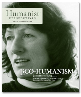 Humanist Perspectives issue 163 cover