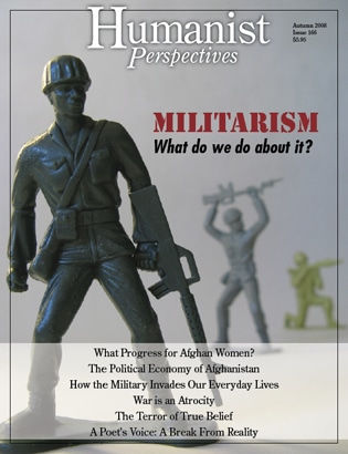 Humanist Perspectives issue 166 cover